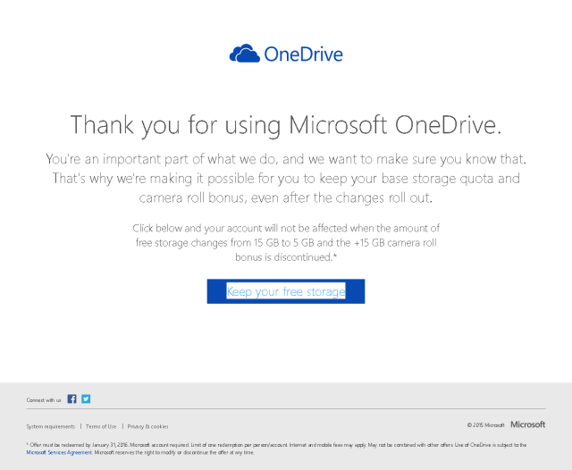 OneDrive_Keep your free storage
